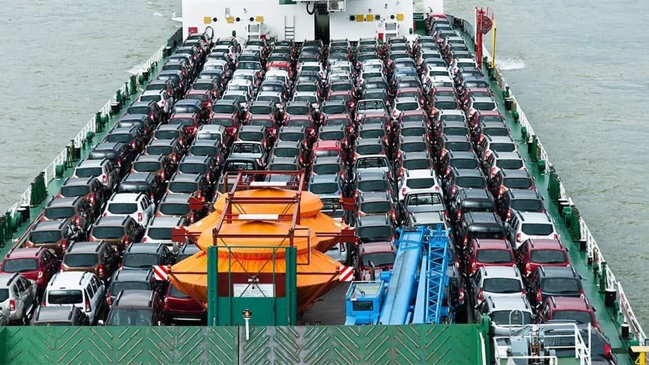 Импорт автомобиля из США