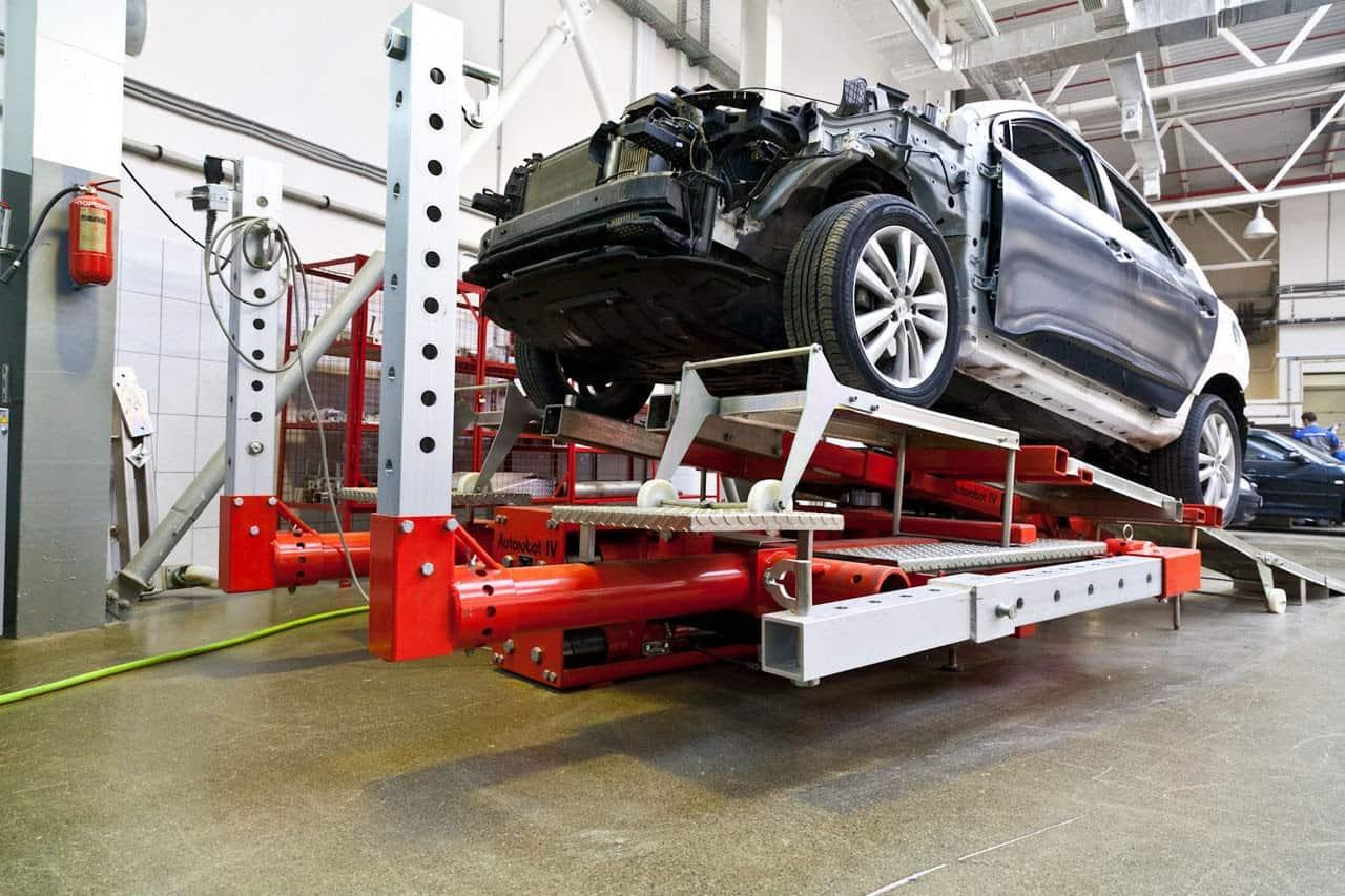 Составляющие современного рынка автозапчастей