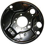 Опорный диск 3302 (щит тормоза) задний левый в сборе ГАЗ, фото 1