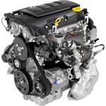 Комплектующие двигатель - 2104