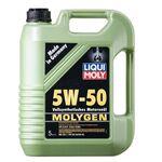 Масло ДВС LIQUI MOLY 5W50 Molygen 5л, фото 1