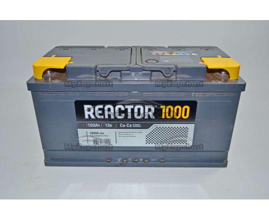 Аккумулятор 6 СТ-100 Аз (1) Reactor (пт 1000) Аком 2017 год, фото 6