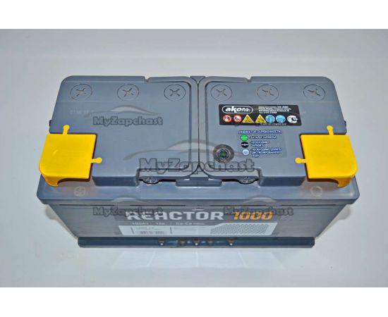 Аккумулятор 6 СТ-100 Аз (1) Reactor (пт 1000) Аком 2017 год, фото 4